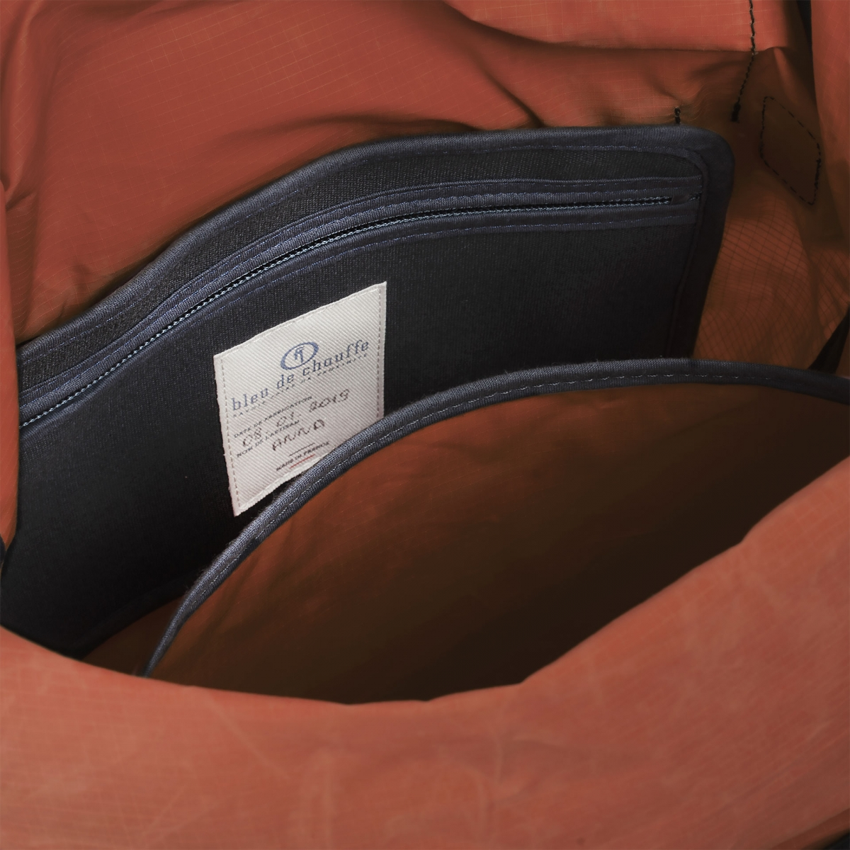 20L Basile Backpack - Burgundy (image n°4)
