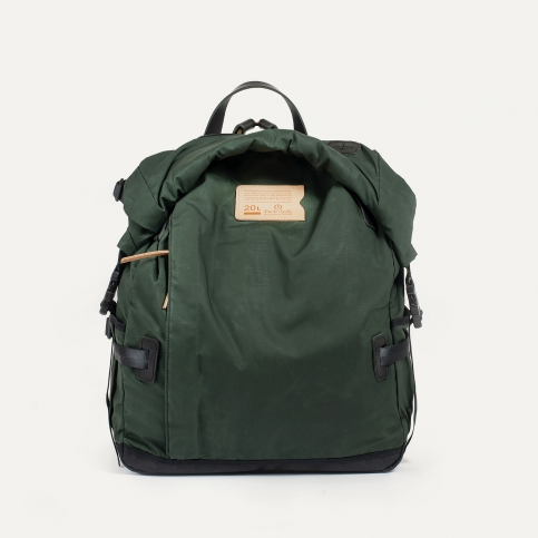 20L Basile Backpack - Dark Khaki