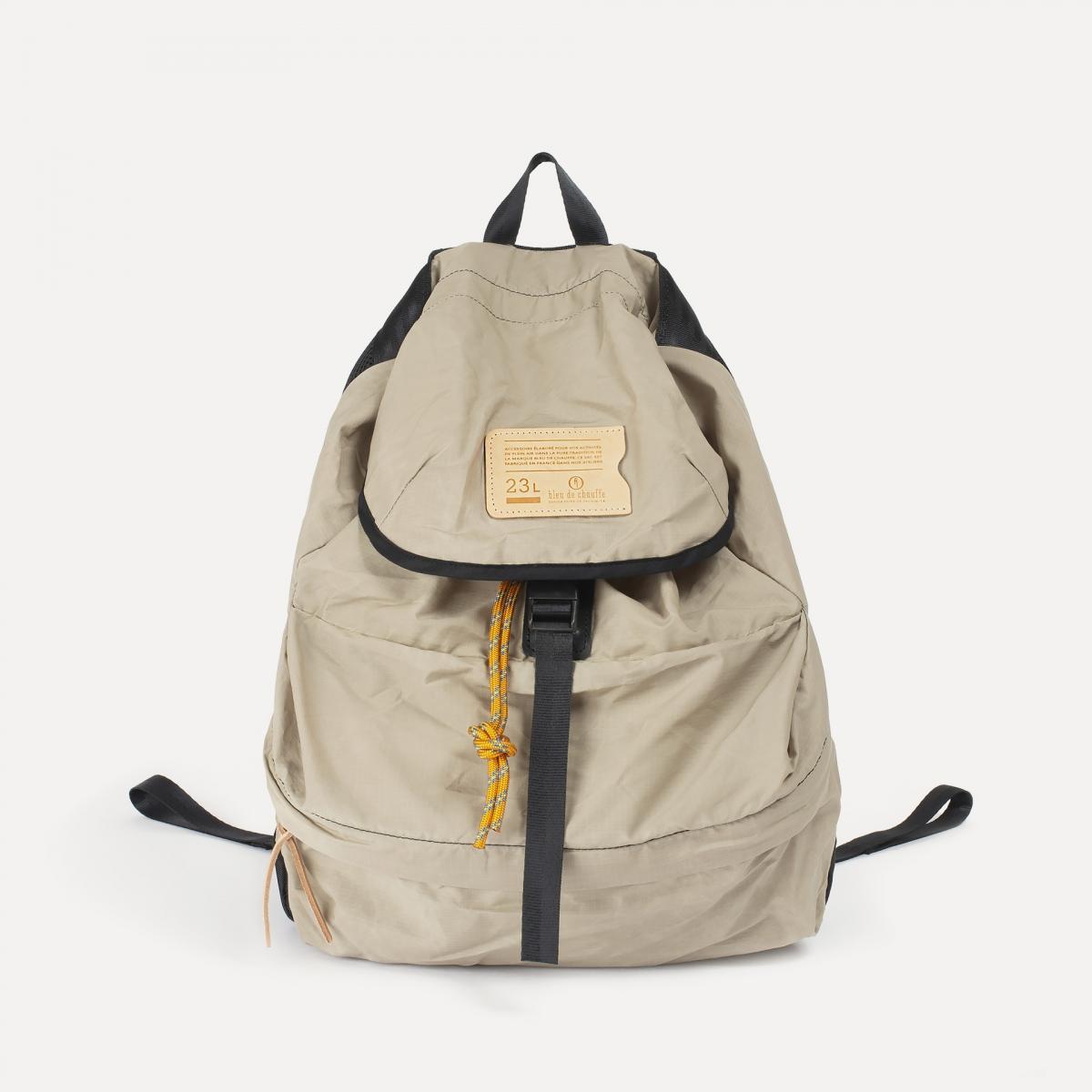 23L Bayou Backpack - Beige (image n°1)