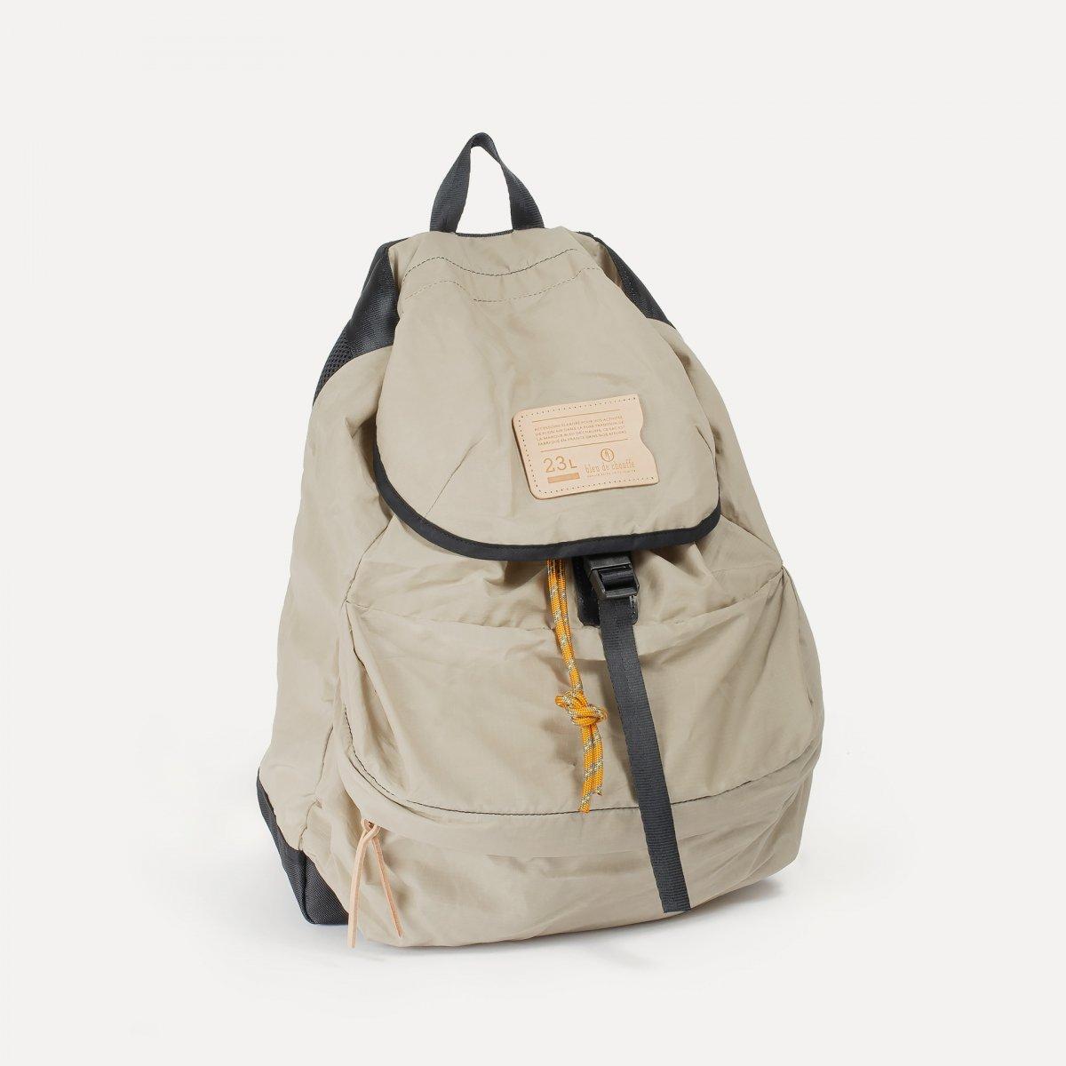 23L Bayou Backpack - Beige (image n°2)