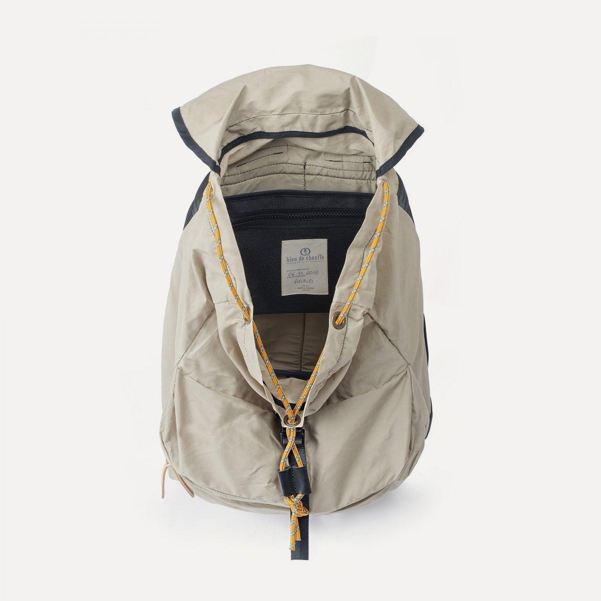 23L Bayou Backpack - Beige (image n°4)