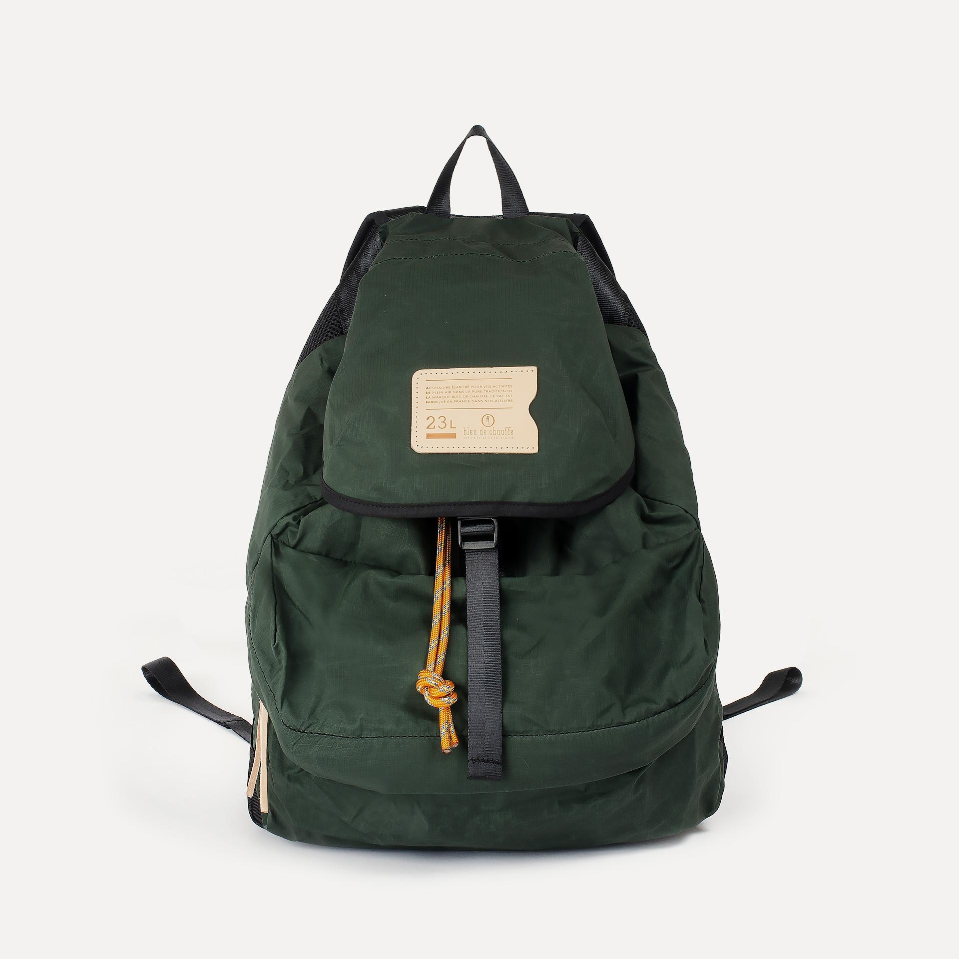 23L Bayou Backpack - Dark Khaki (image n°1)