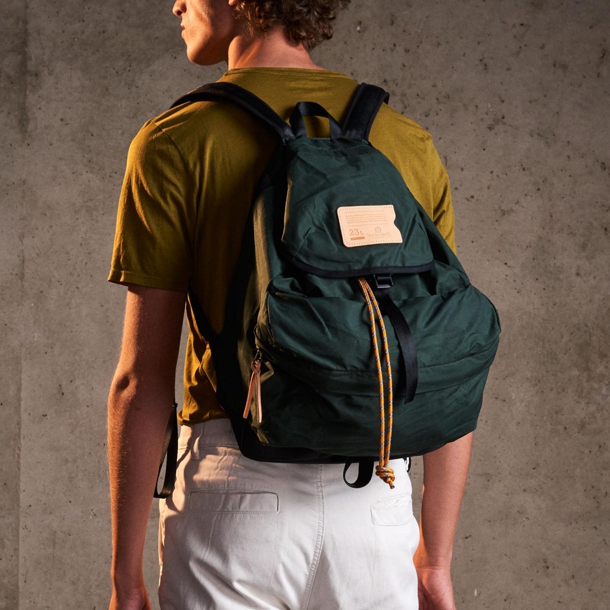 23L Bayou Backpack - Dark Khaki (image n°6)