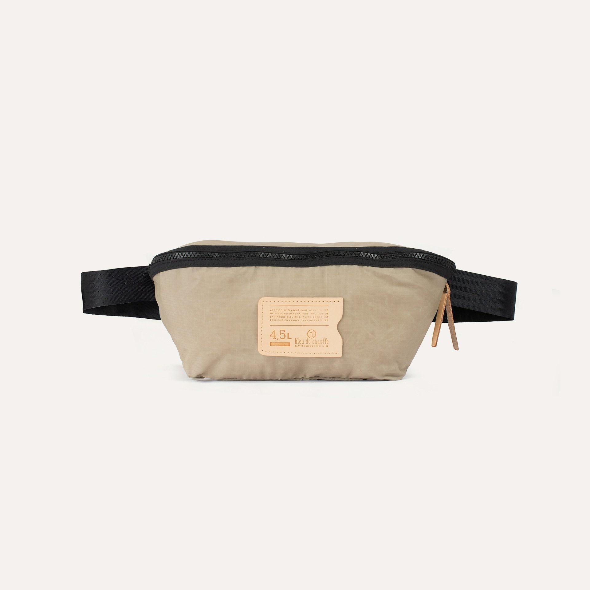 4,5L Beat Belt bag - Beige (image n°1)