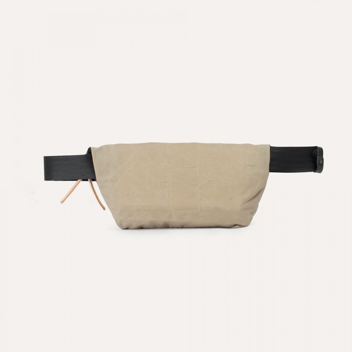 4,5L Beat Belt bag - Beige (image n°3)