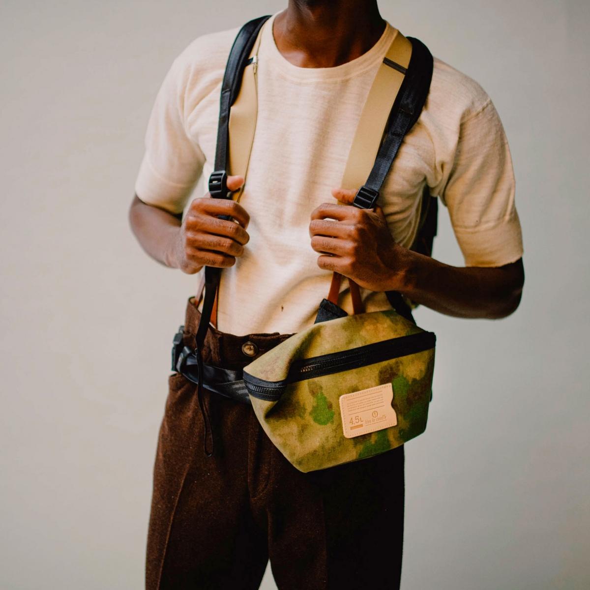 4,5L Beat Belt bag - Beige (image n°5)
