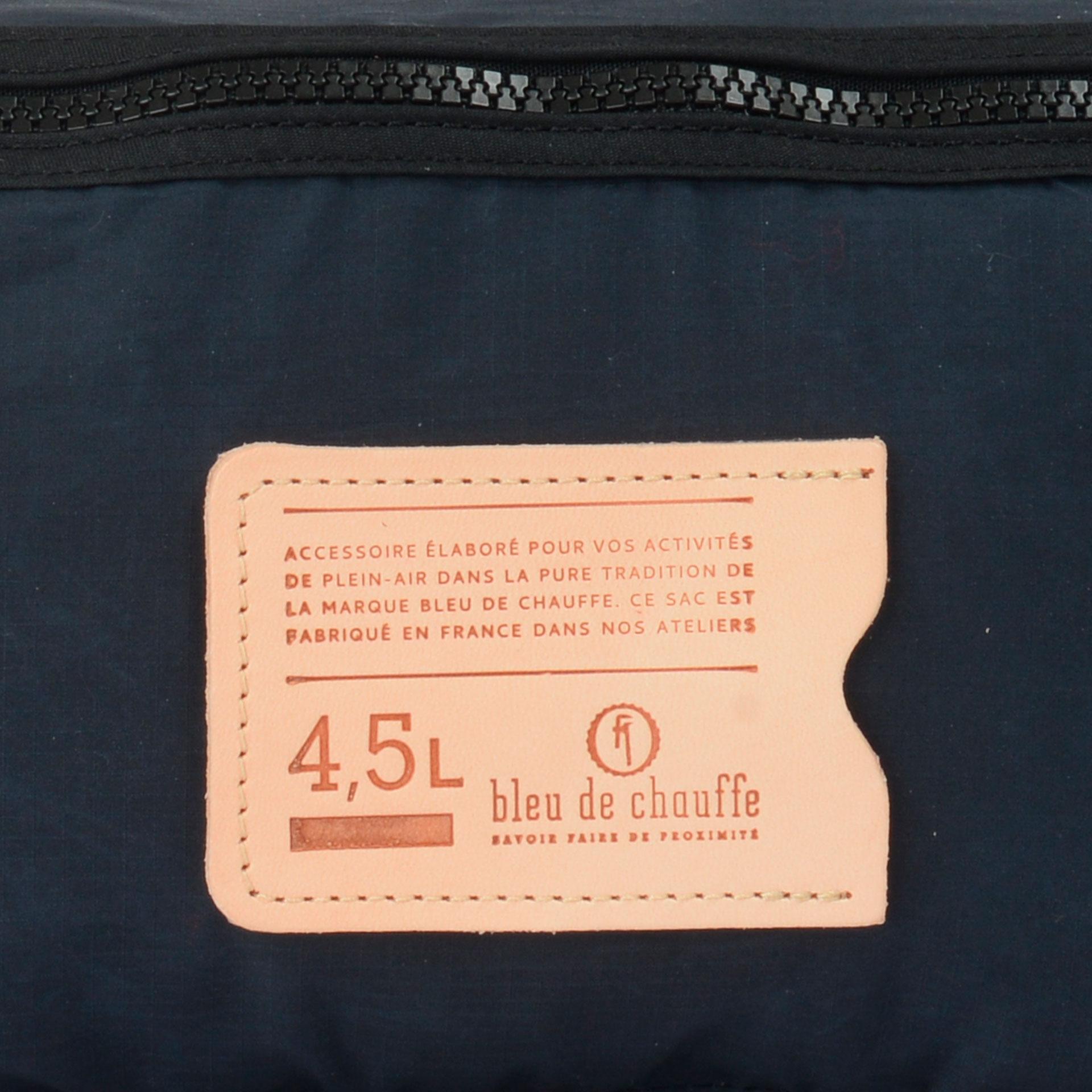 Sac banane Beat 4,5L - Hague Blue (image n°4)