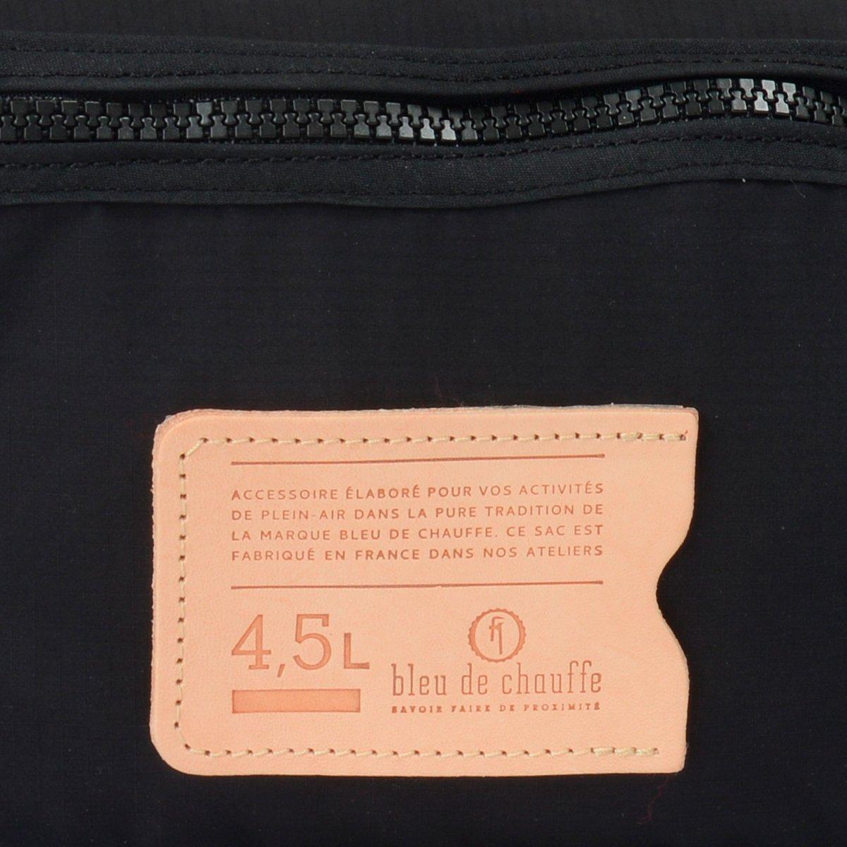 4,5L Beat Belt bag - Black (image n°4)