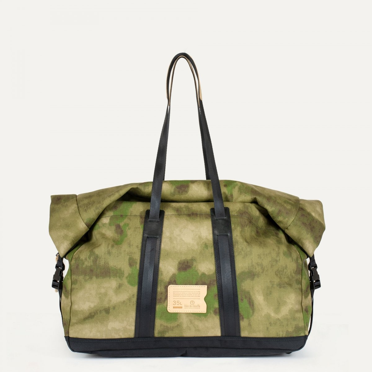 35L Baroud Travel bag - Camo (image n°1)