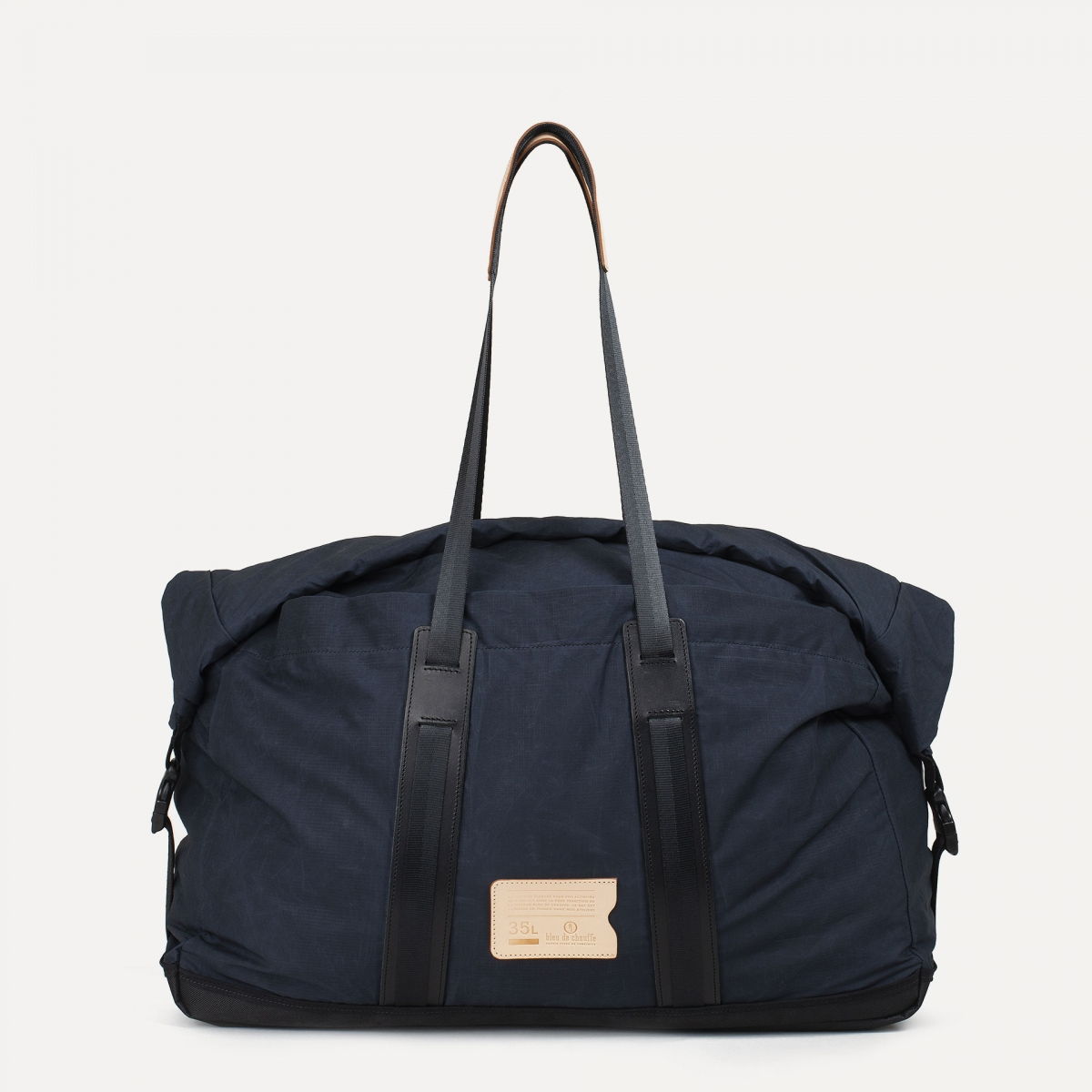 35L Baroud Travel bag - Hague Blue (image n°1)