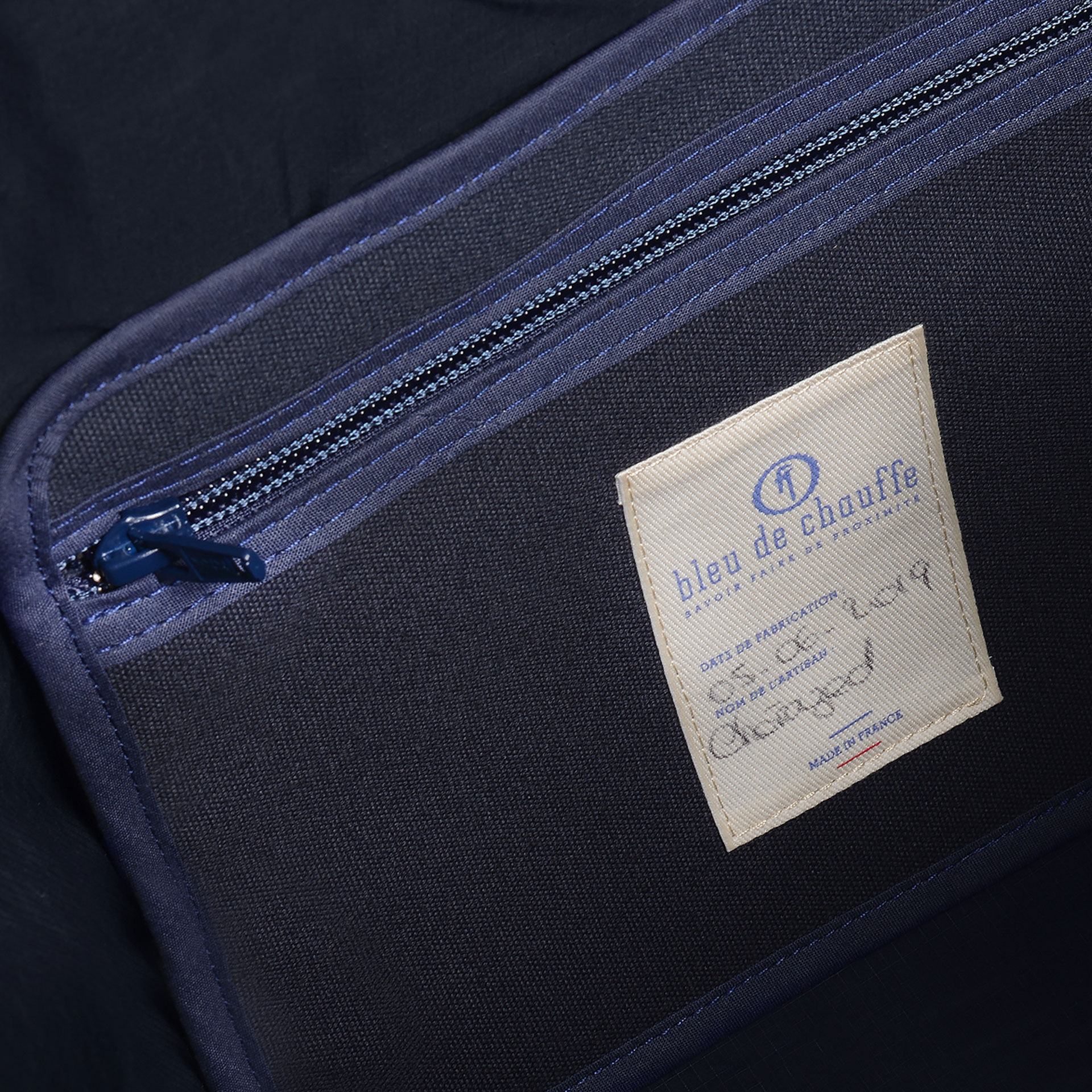 35L Baroud Travel bag - Hague Blue (image n°4)