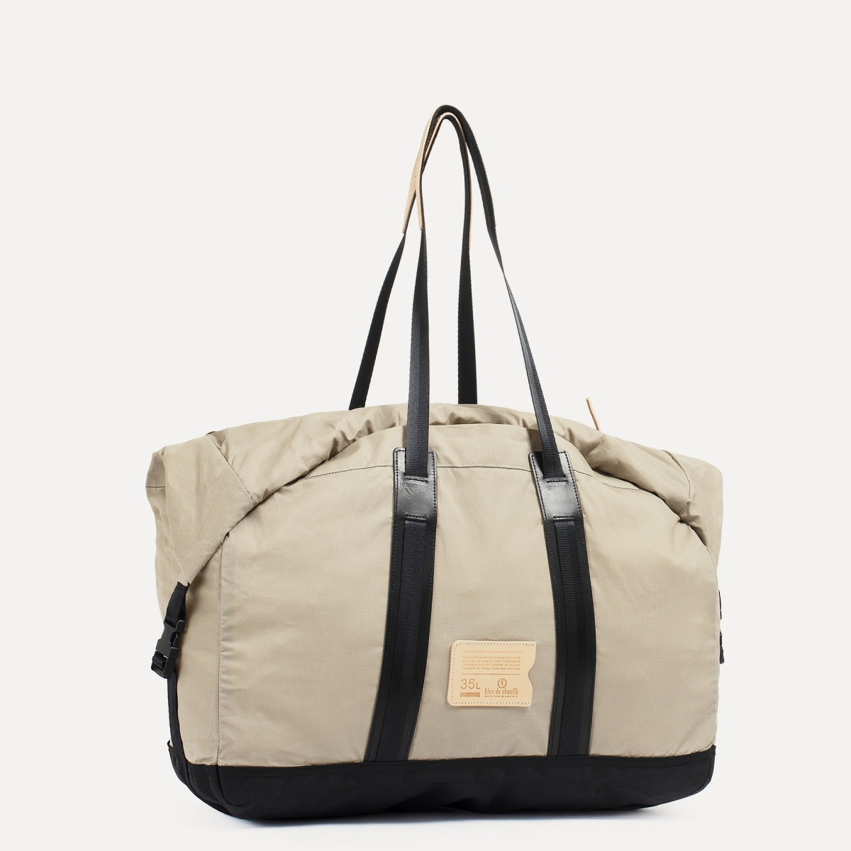 35L Baroud Travel bag - Beige (image n°2)
