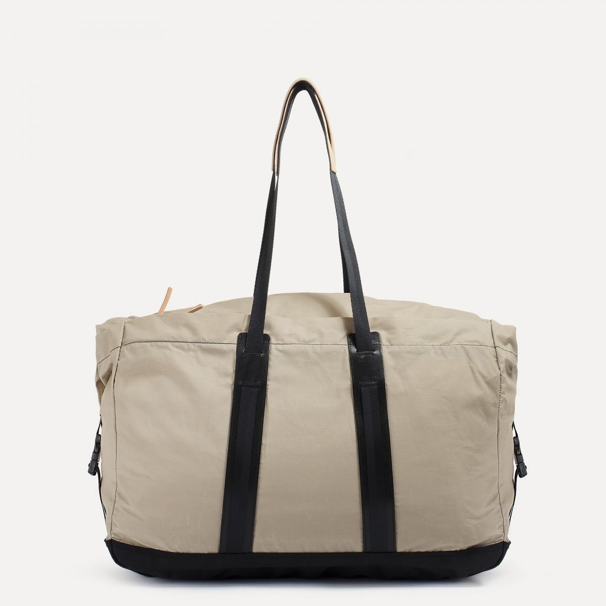 35L Baroud Travel bag - Beige (image n°3)