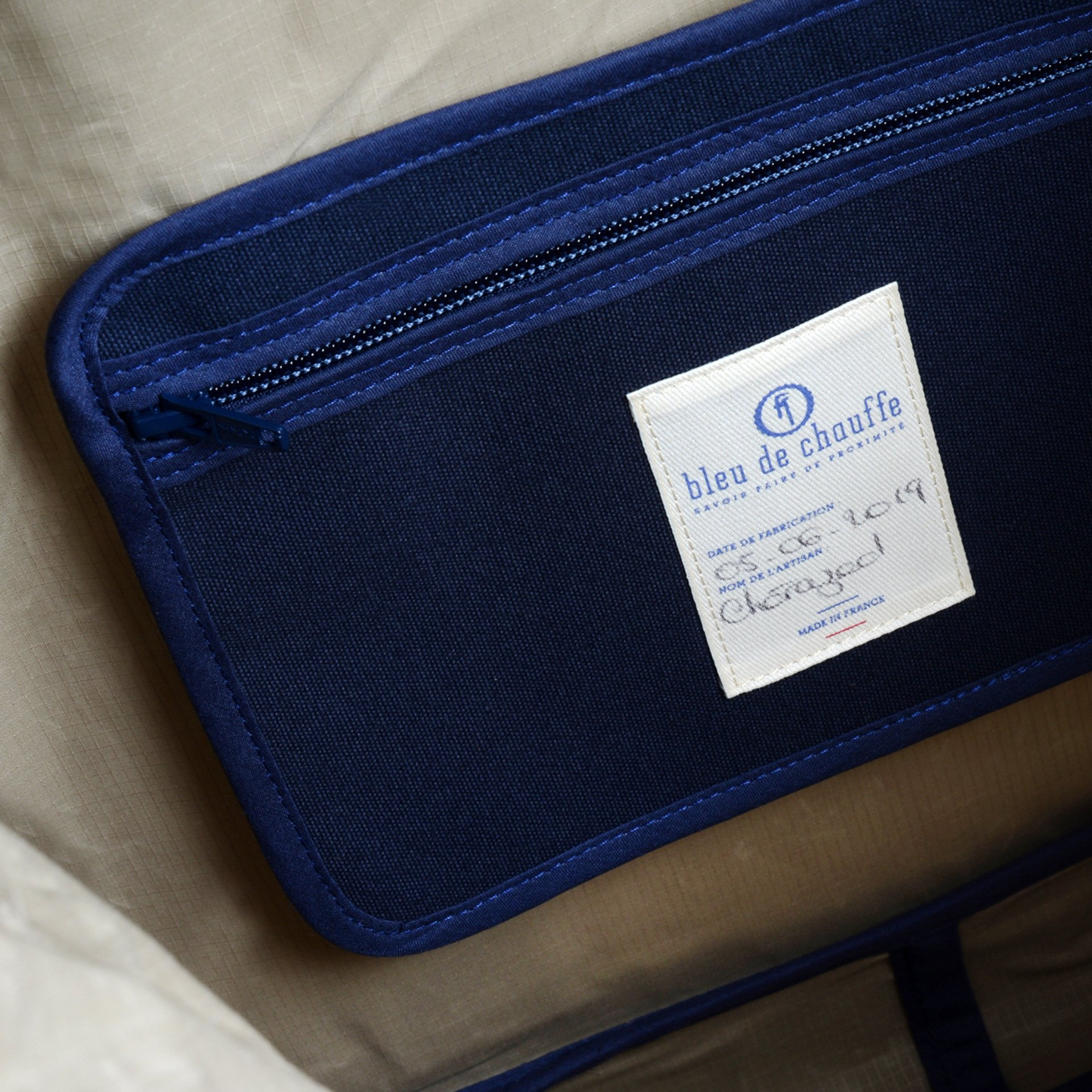 35L Baroud Travel bag - Beige (image n°4)
