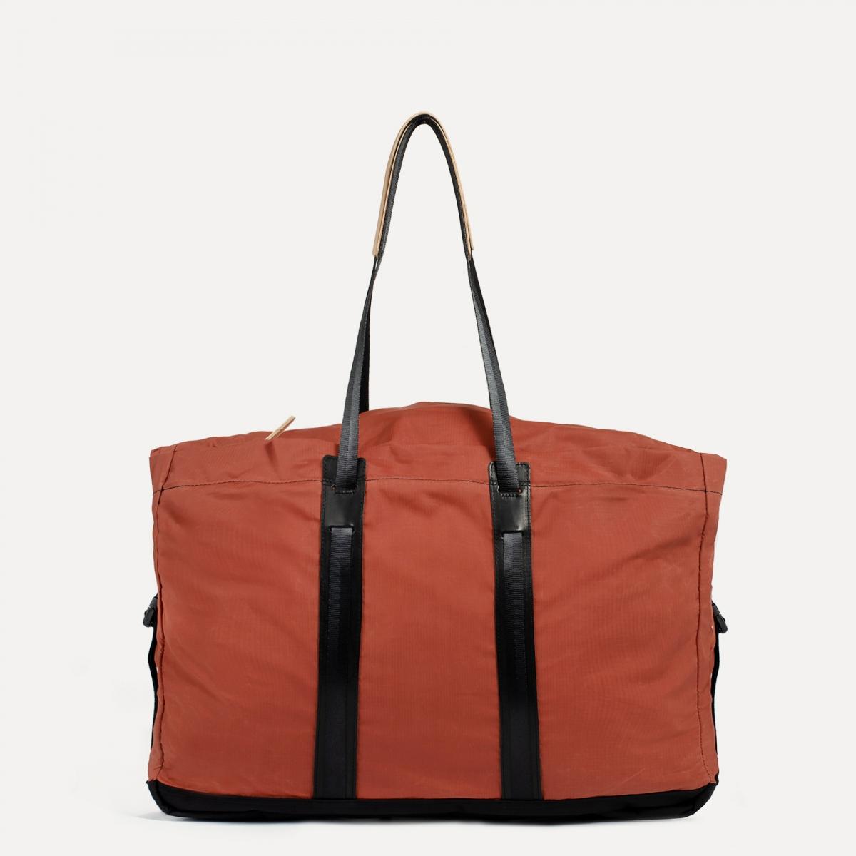 35L Baroud Travel bag - Burgundy (image n°3)