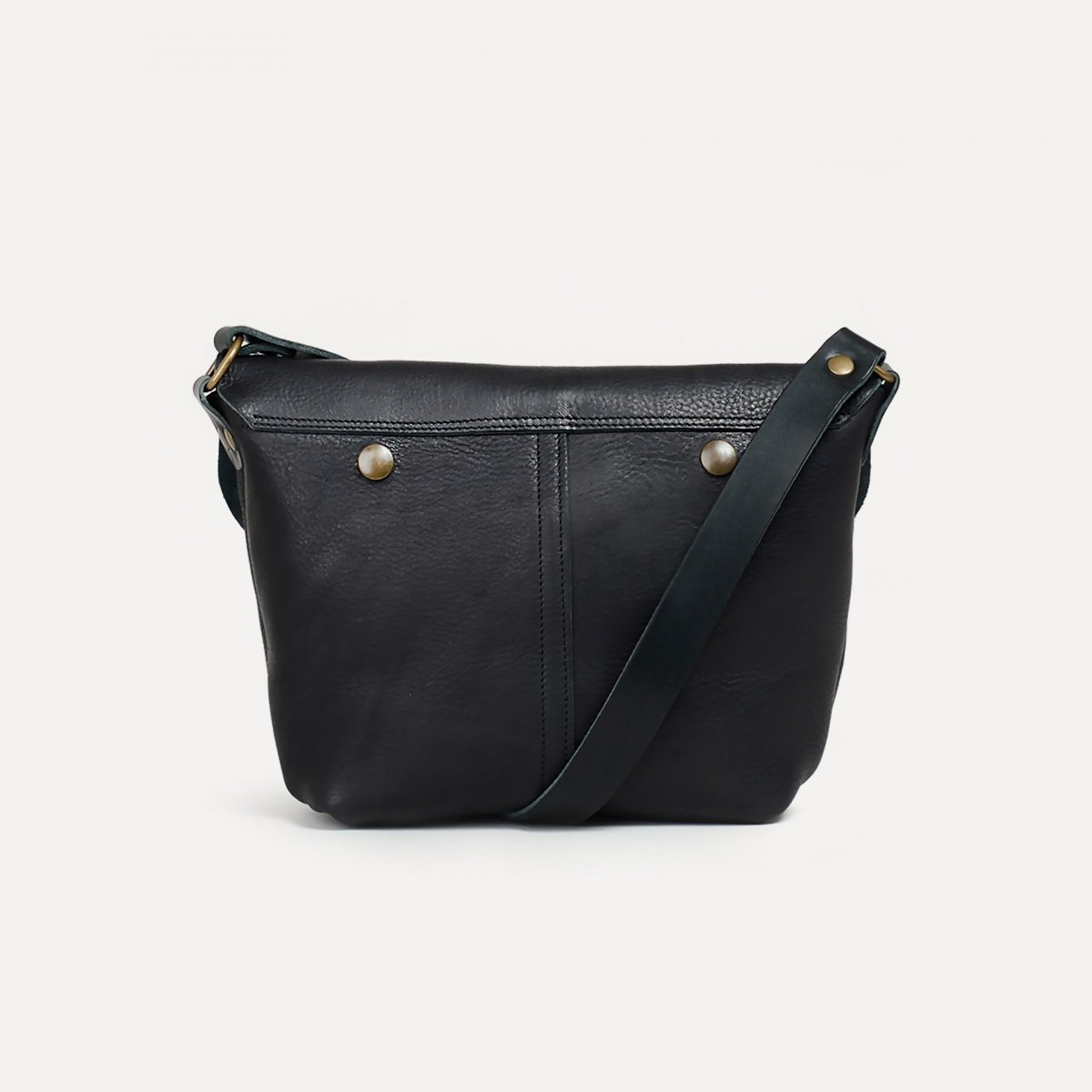 Louis Satchel bag - Black (image n°3)