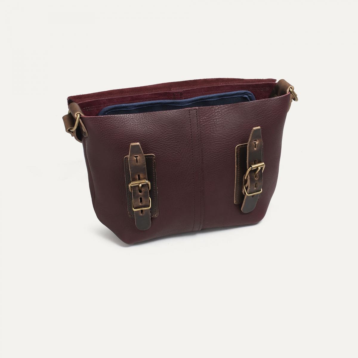 Louis Satchel bag - Peat (image n°4)