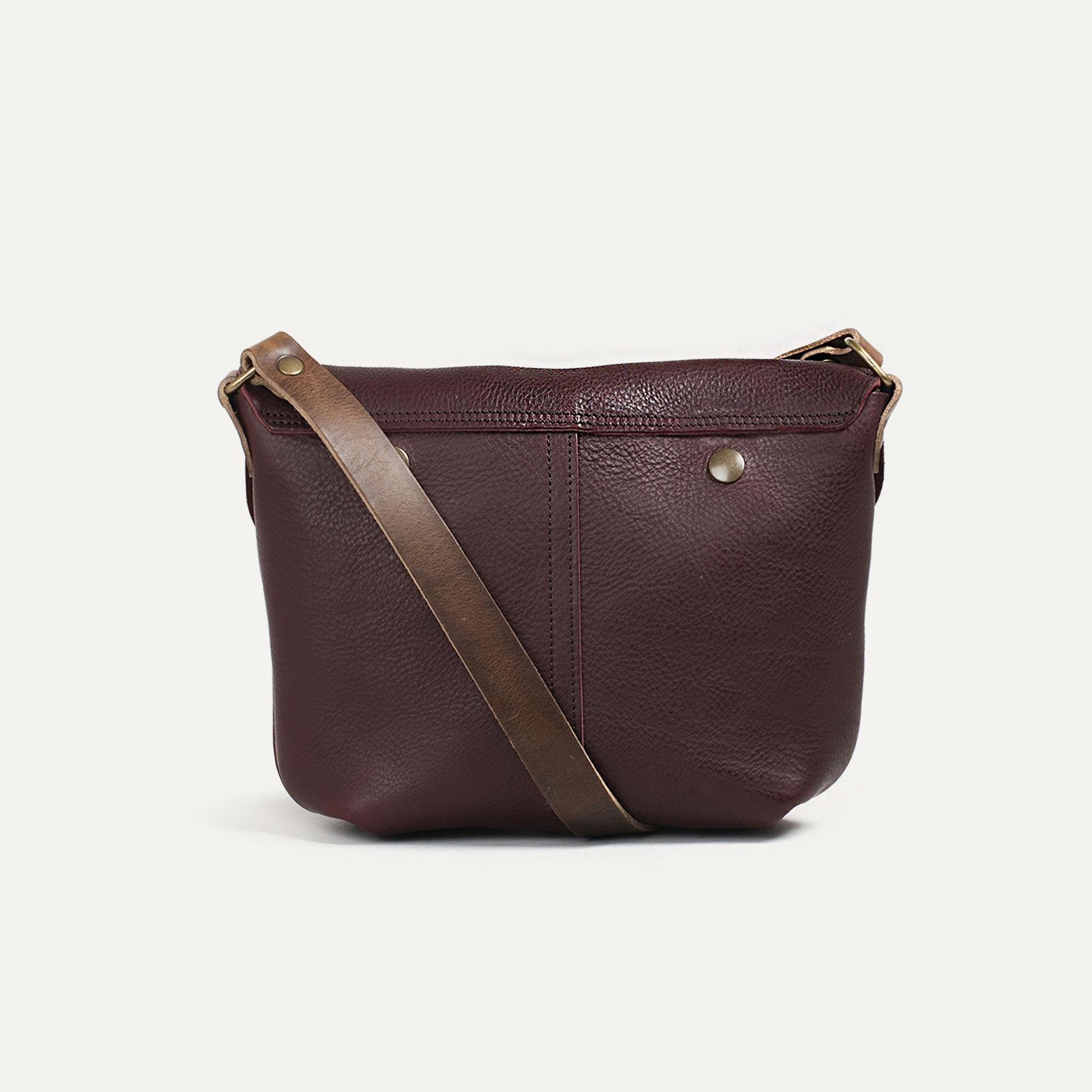 Louis Satchel bag - Peat (image n°3)