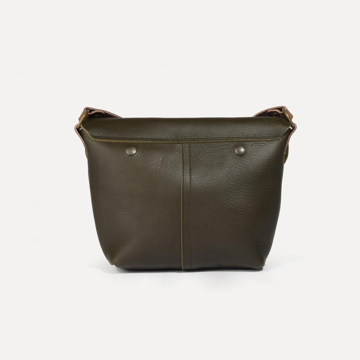 Louis Satchel bag - Khaki (image n°3)