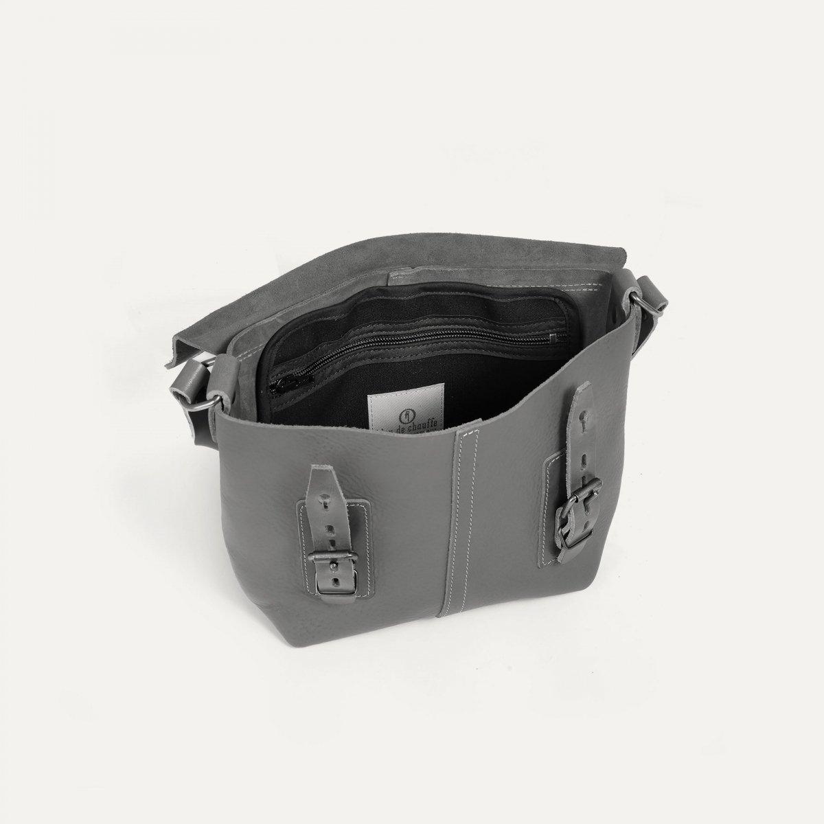 Louis Satchel bag - Khaki (image n°4)