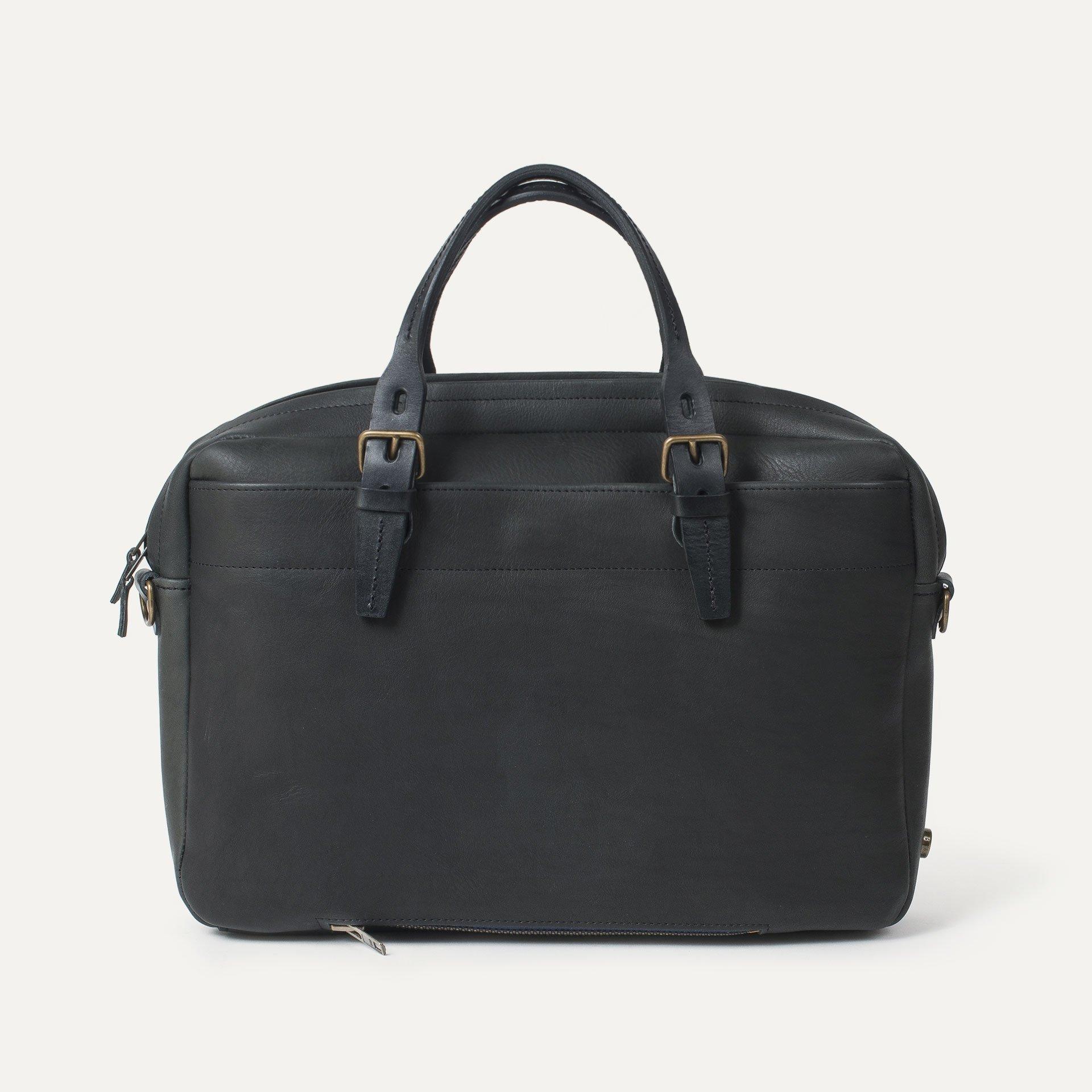 Sac business Folder - Noir (image n°3)
