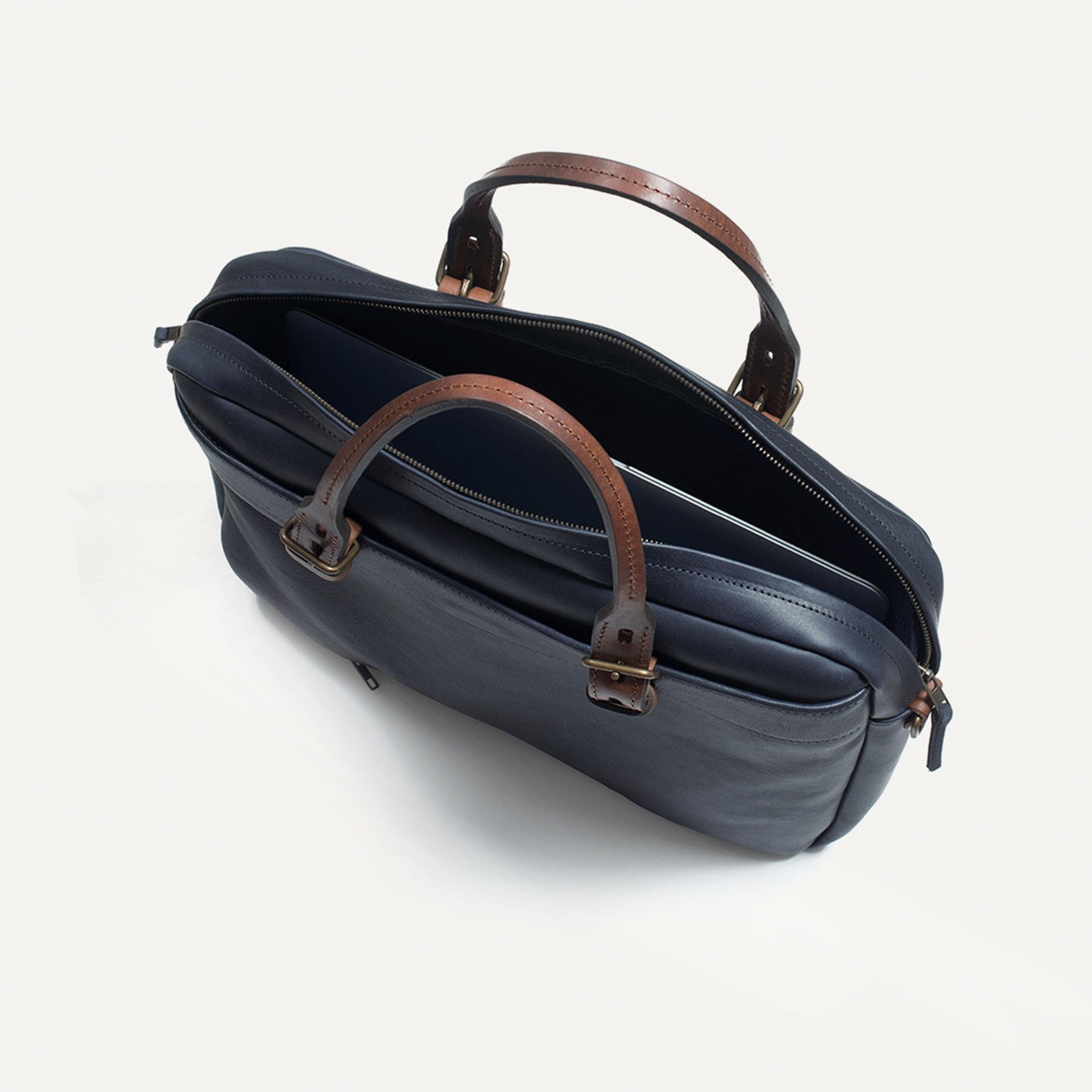 Folder Business bag - Navy Blue (image n°4)