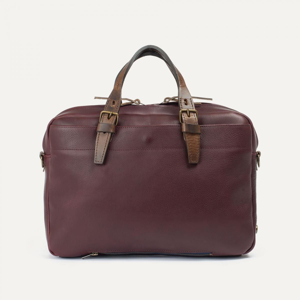 Folder Business bag - Peat (image n°3)