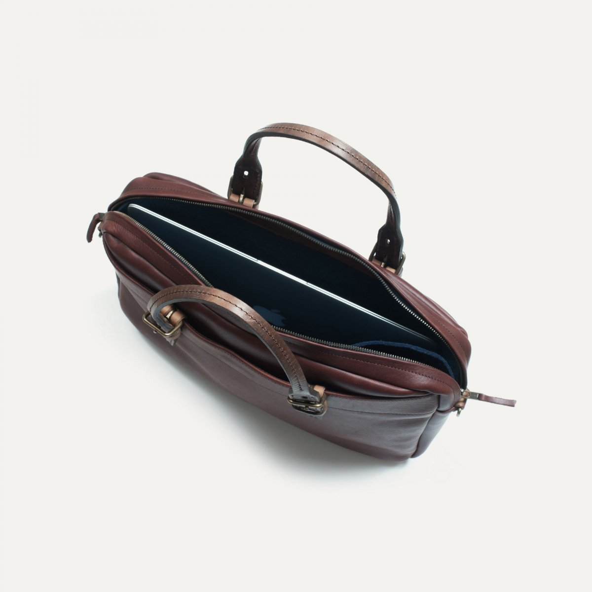 Folder Business bag - Peat (image n°4)