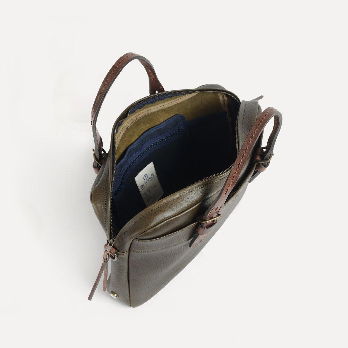 Folder Business bag - Khaki (image n°4)
