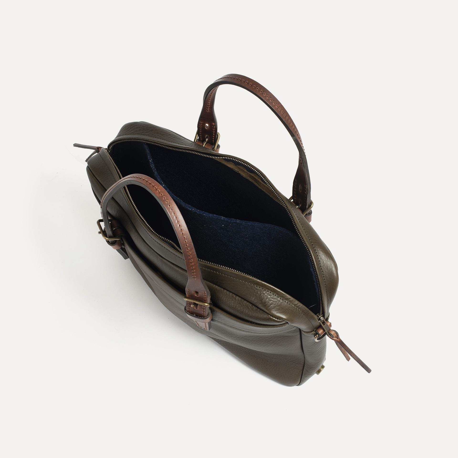 Folder Business bag - Khaki (image n°5)