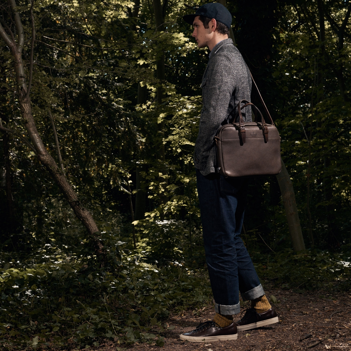 Folder Business bag - Khaki (image n°6)
