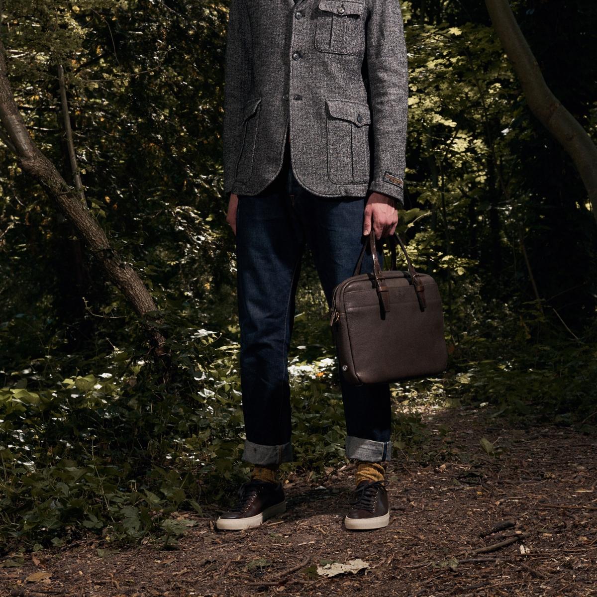 Folder Business bag - Khaki (image n°7)