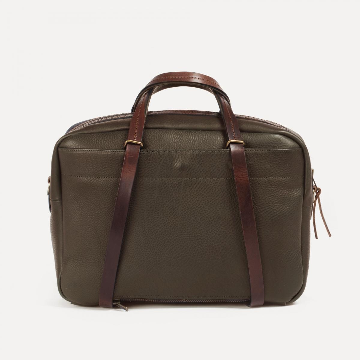 Report Business bag - Khaki (image n°3)