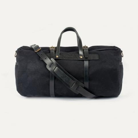 Canvas 'Bivouac' bag – Black