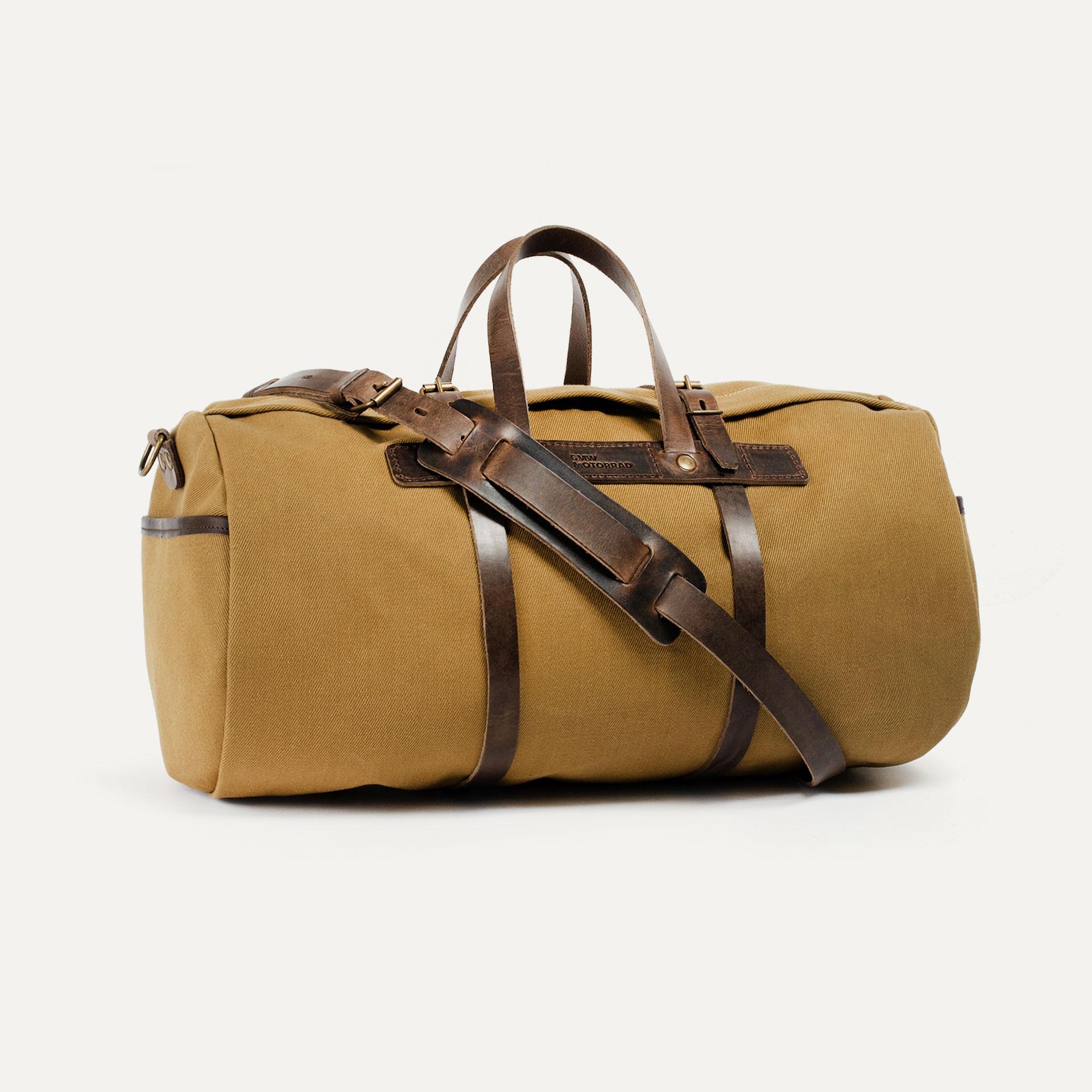 Canvas 'Bivouac' bag – Camel (image n°2)