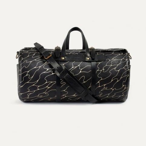 Leather 'Bivouac' bag – ''SupaKitch'