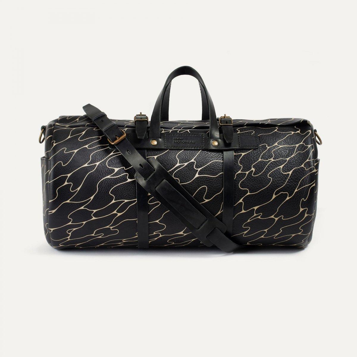 Leather 'Bivouac' bag – ''SupaKitch'  (image n°1)