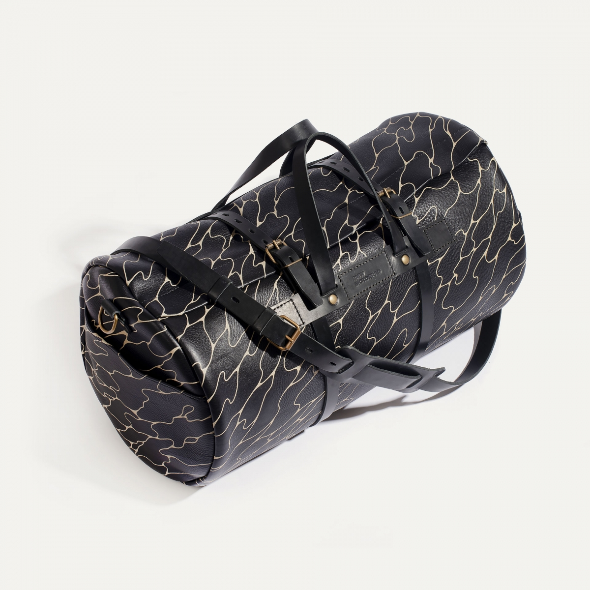 Leather 'Bivouac' bag – ''SupaKitch'  (image n°3)