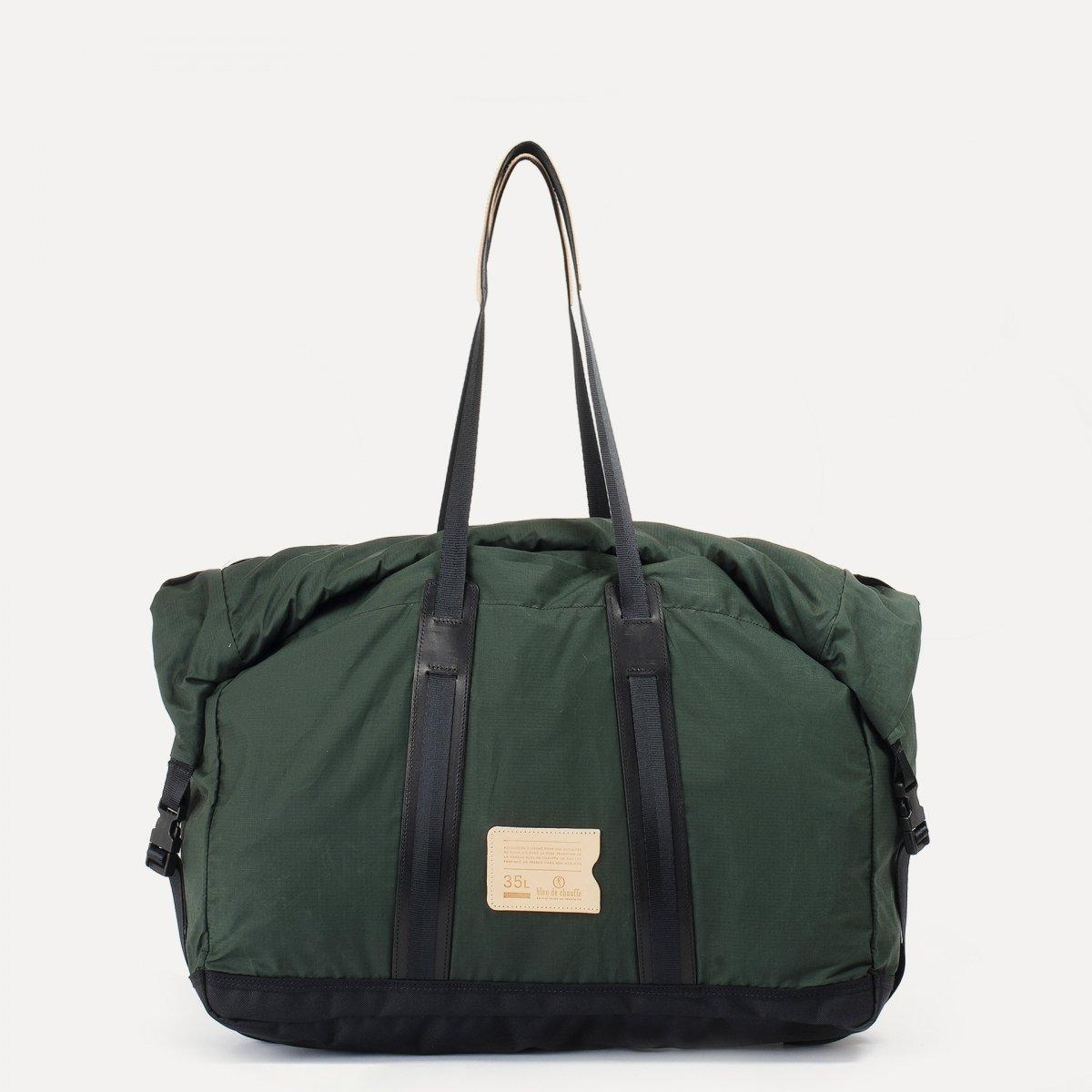 35L Baroud Travel bag - Dark Khaki (image n°1)