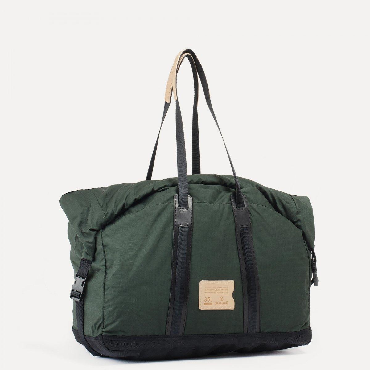 35L Baroud Travel bag - Dark Khaki (image n°2)