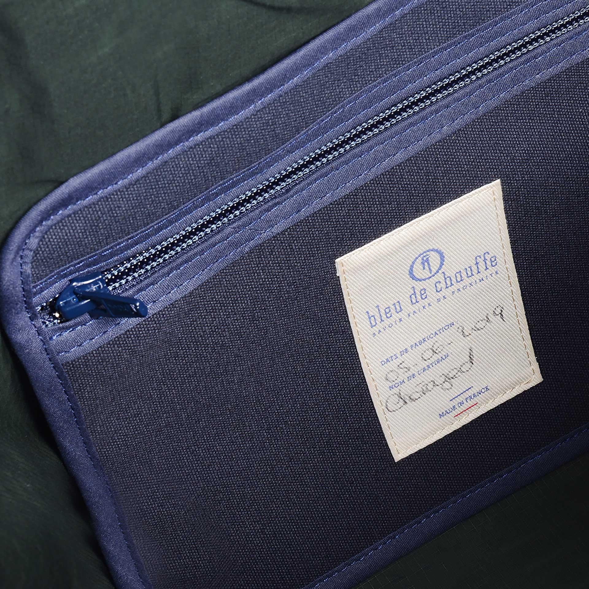 35L Baroud Travel bag - Dark Khaki (image n°4)