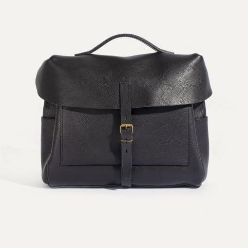 "Eclair ""R18"" Mailman bag - Black"