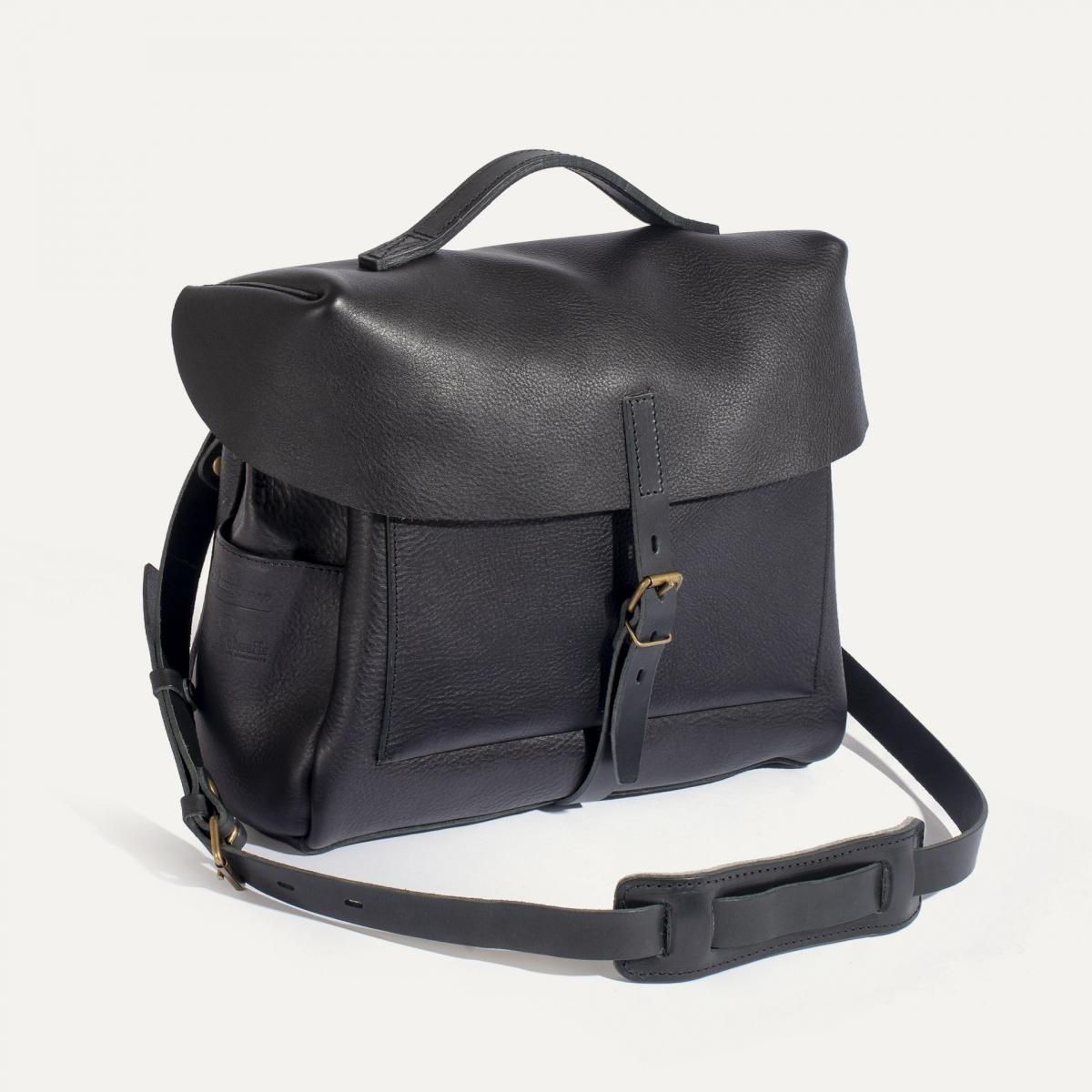 Eclair 'R18' Mailman bag - Black (image n°2)