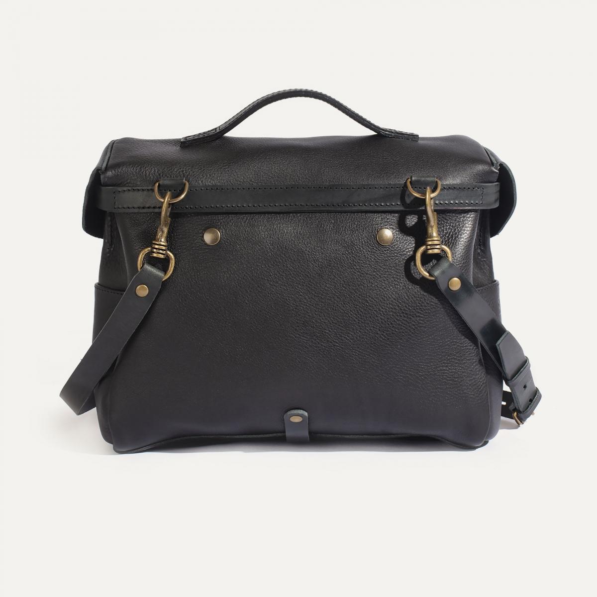 Eclair 'R18' Mailman bag - Black (image n°3)