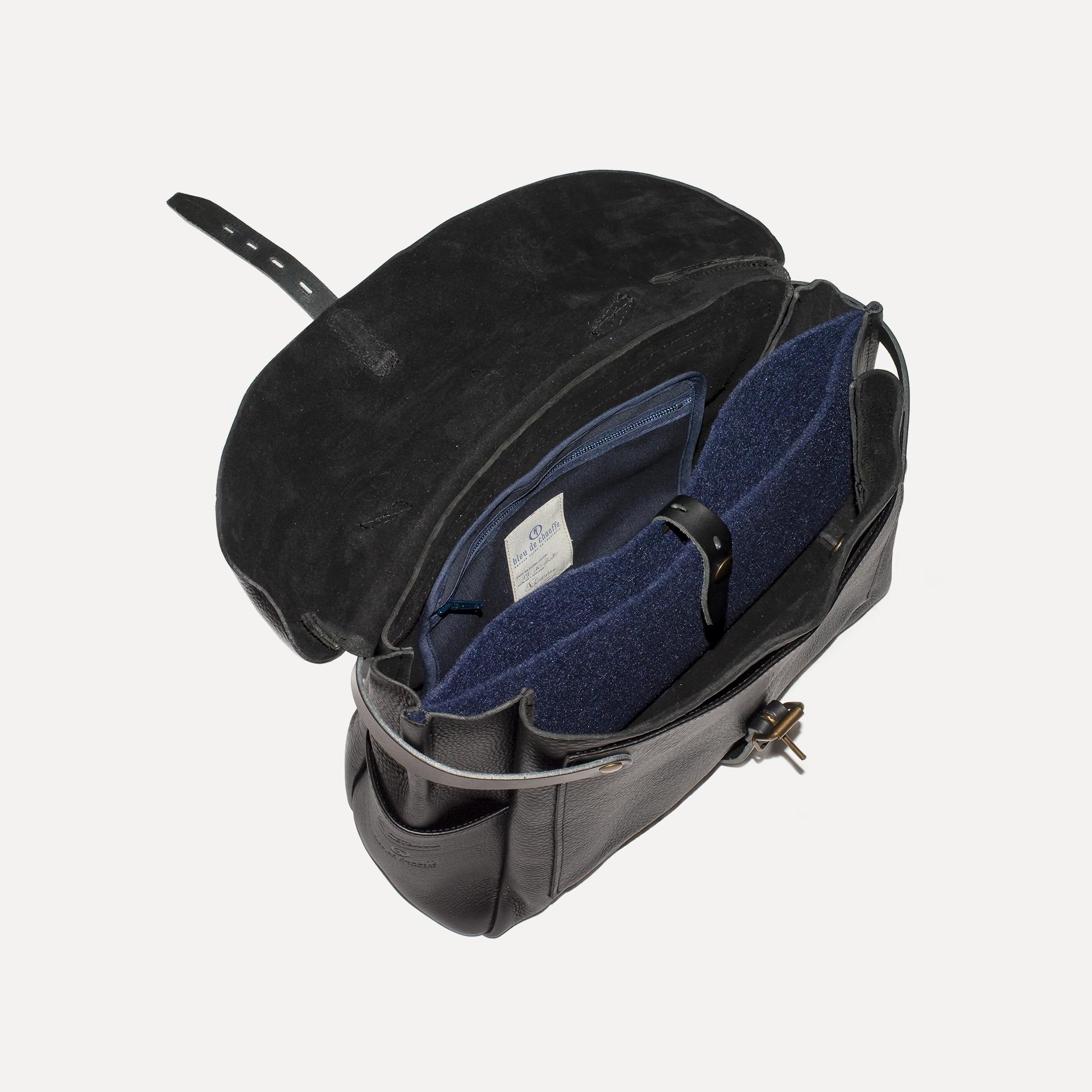 Eclair 'R18' Mailman bag - Black (image n°4)