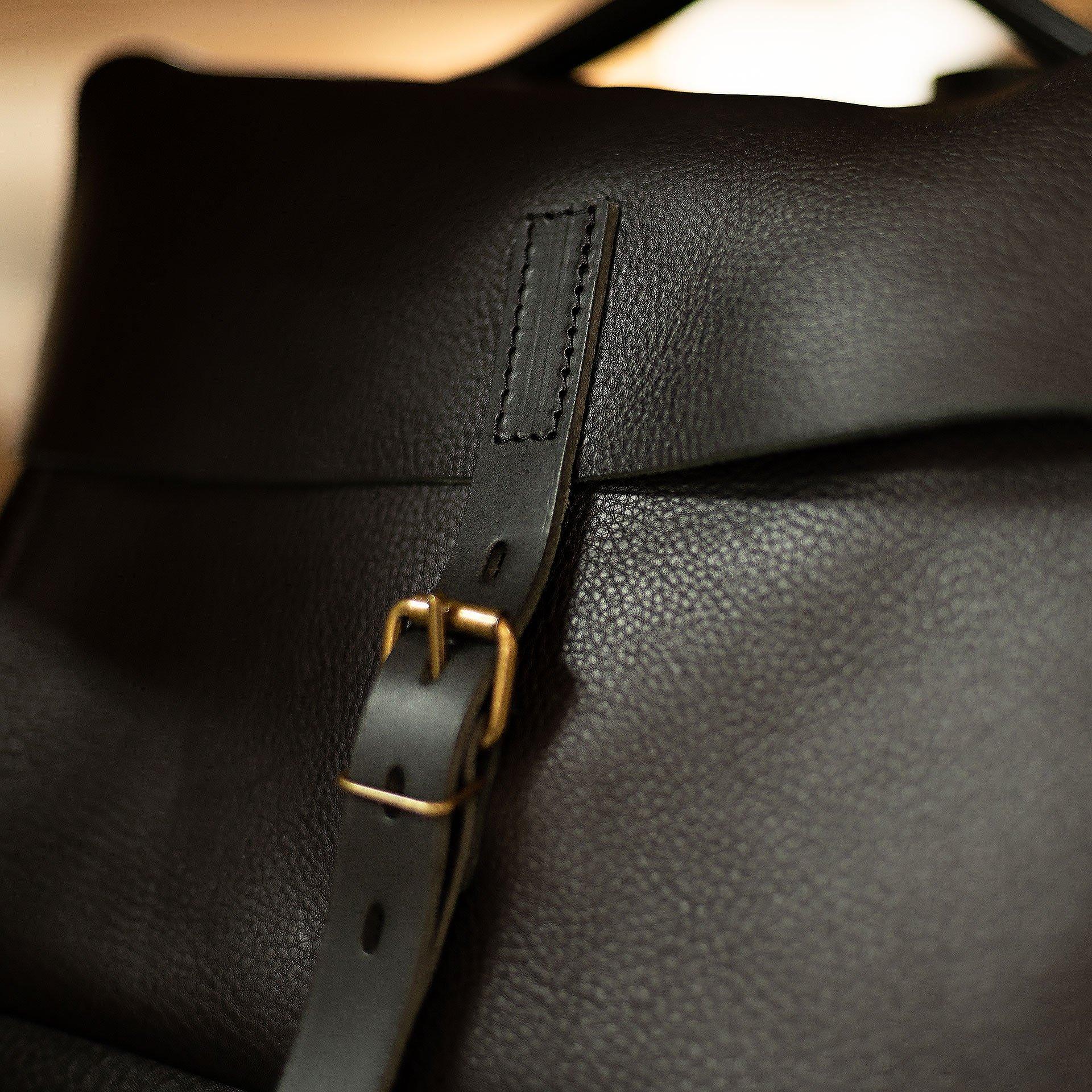 Eclair 'R18' Mailman bag - Black (image n°6)