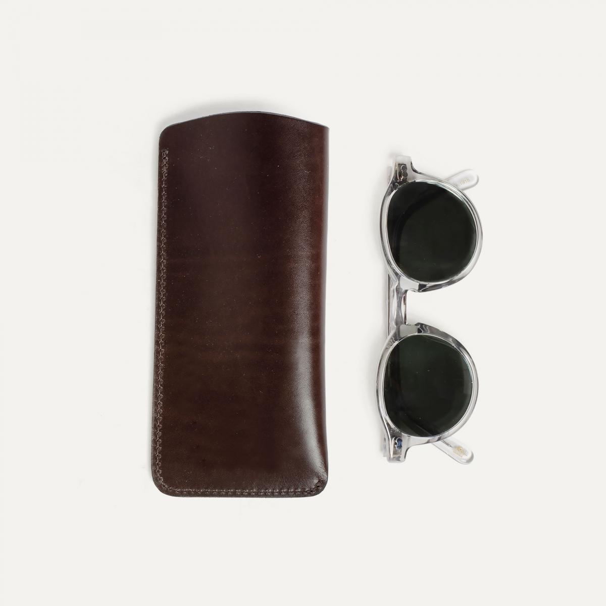 Binocle glasses case - Pain Brûlé (image n°1)