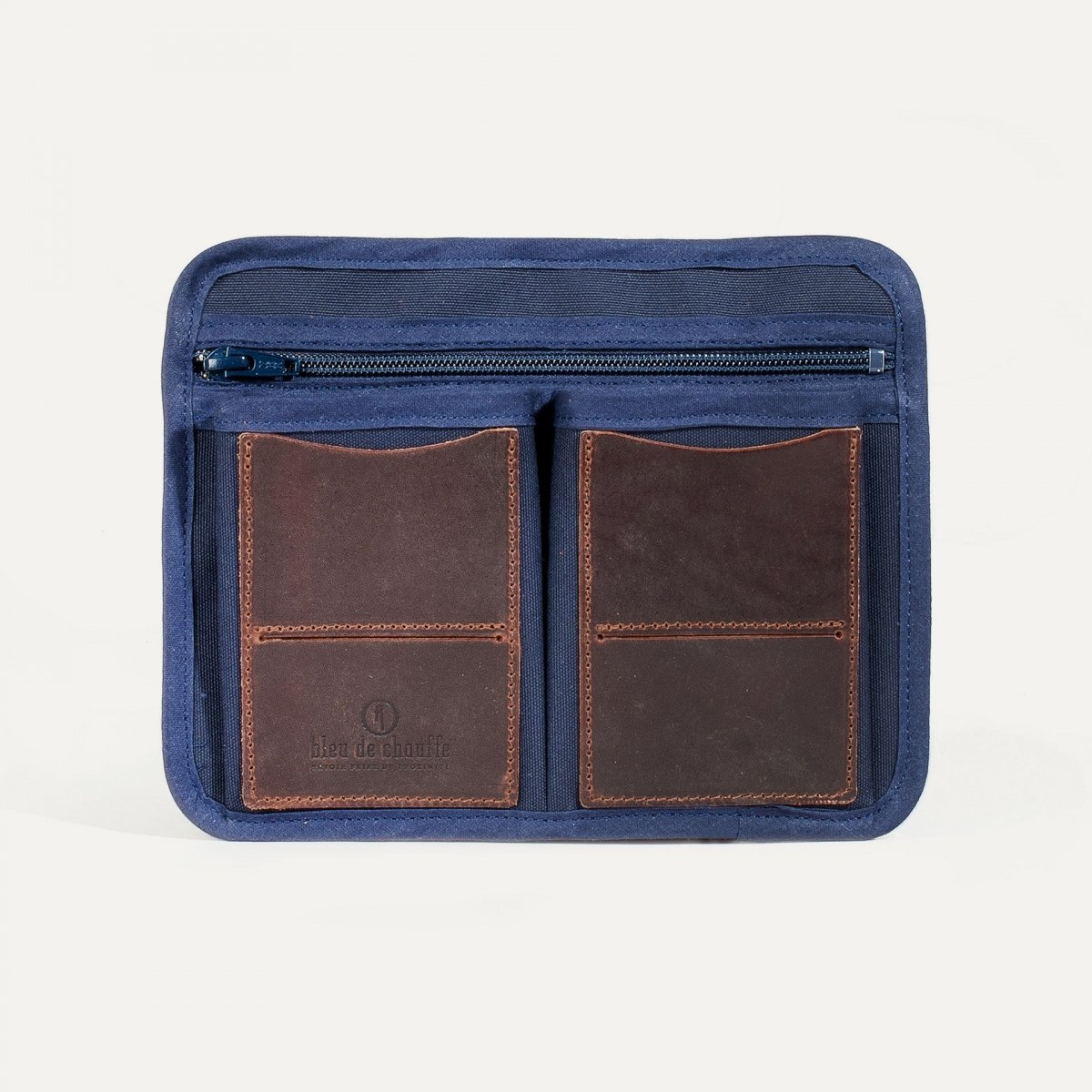 Poche multicompartiments - Bleu (image n°1)