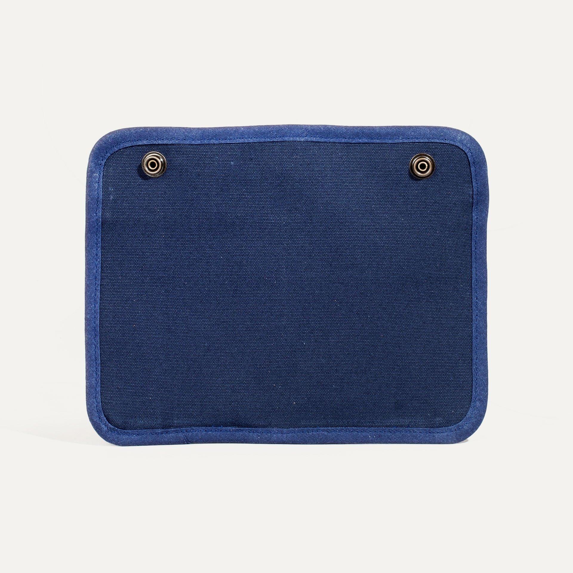 Poche multicompartiments - Bleu (image n°2)
