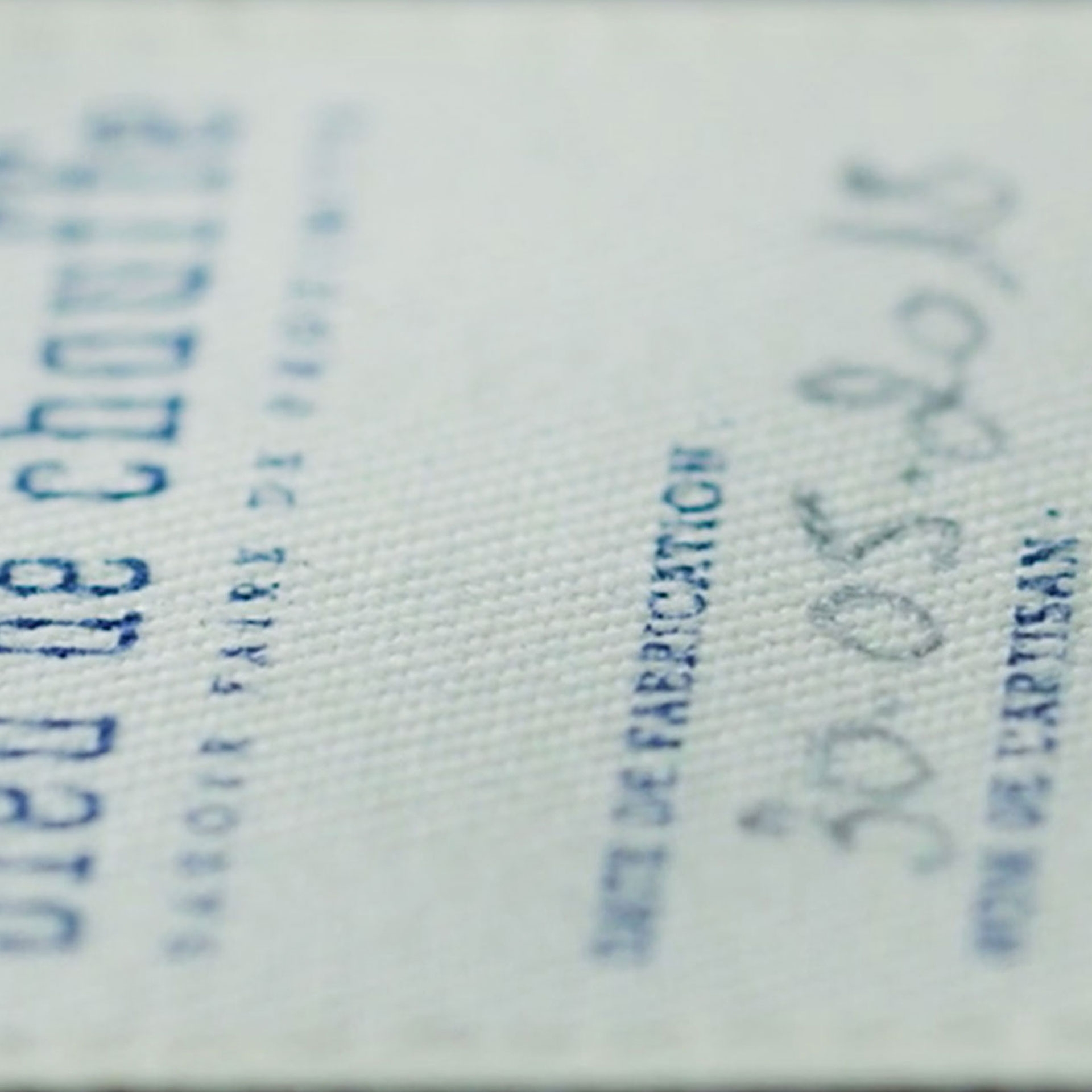 Zipped pocket  - Blue (image n°4)